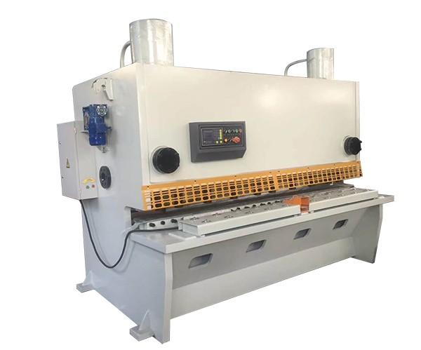 河南20×2500液压闸式剪板机